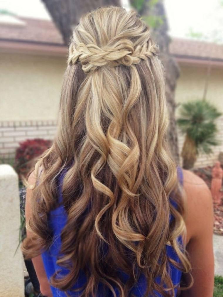 peinados de trenzas modernos chicas