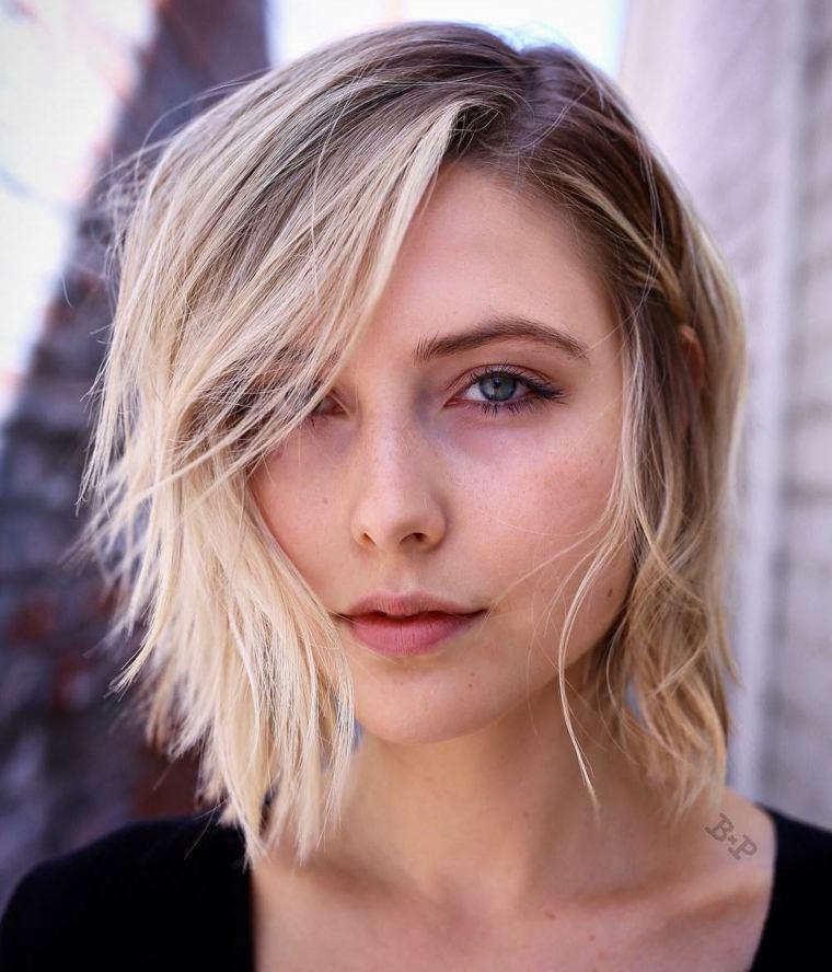 peinados fáciles para el pelo corto