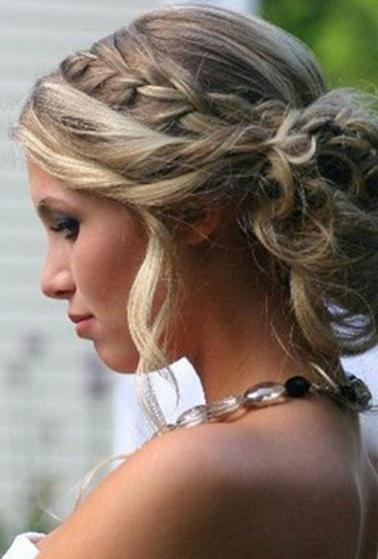 peinados fiesta modernos elegantes chicas