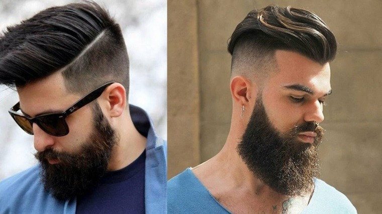 The Most Newest And Top Hairstyle For Men 2017 2018: Cortes De Pelo Hombre, Tendencias Modernas Del 2017