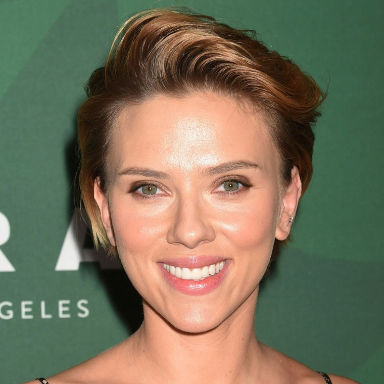peinados pelo corto Scarlett Johansson pelo corto ideas