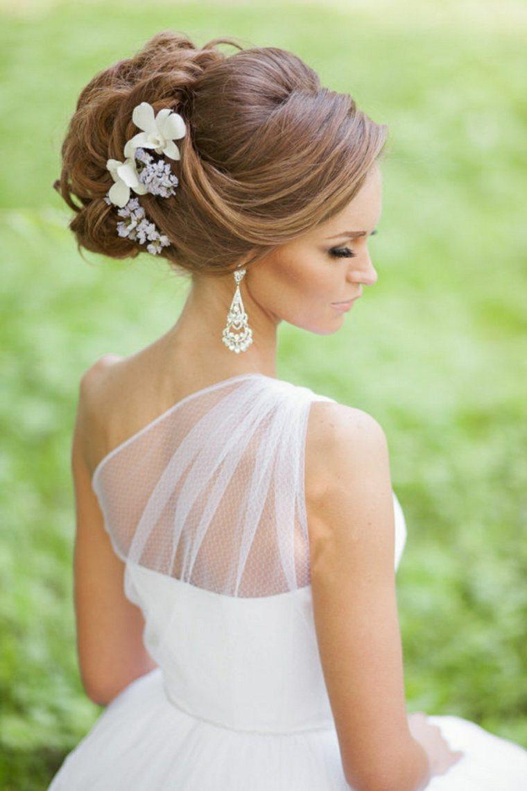 peonados boda opciones bellas novia ideas