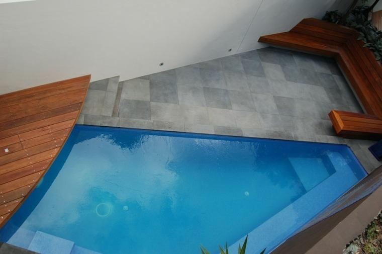 piscina para terraza