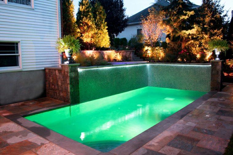 piscinas en terrazas modernas