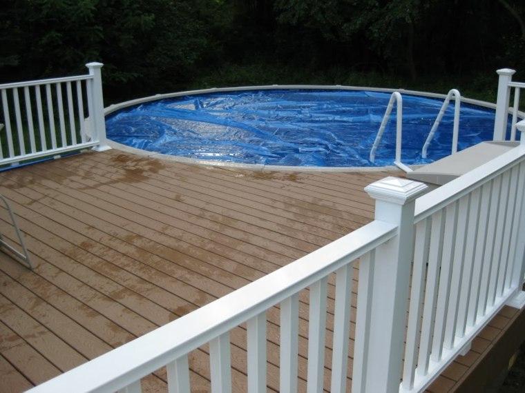 piscinas pequeñas para terrazas diseño