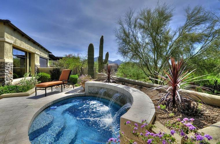 piscinas pequeñas para terrazas originales