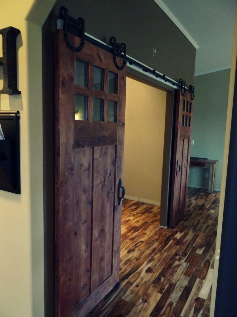 puertas vestíbulo entrada