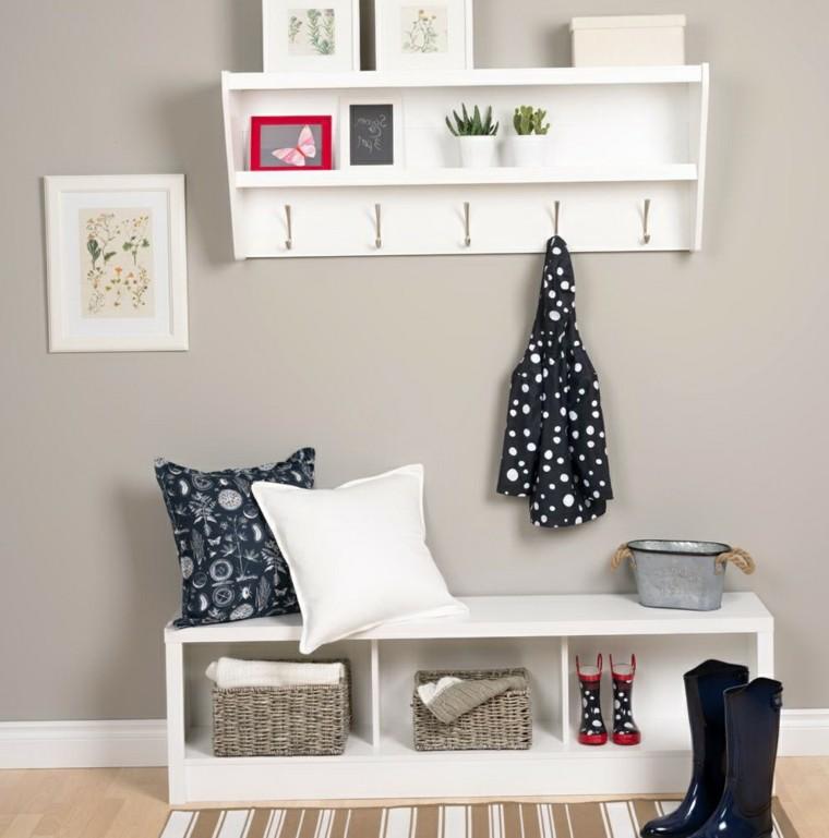 Entraditas baratas muebles para la decoraci n de los for Recibidores economicos