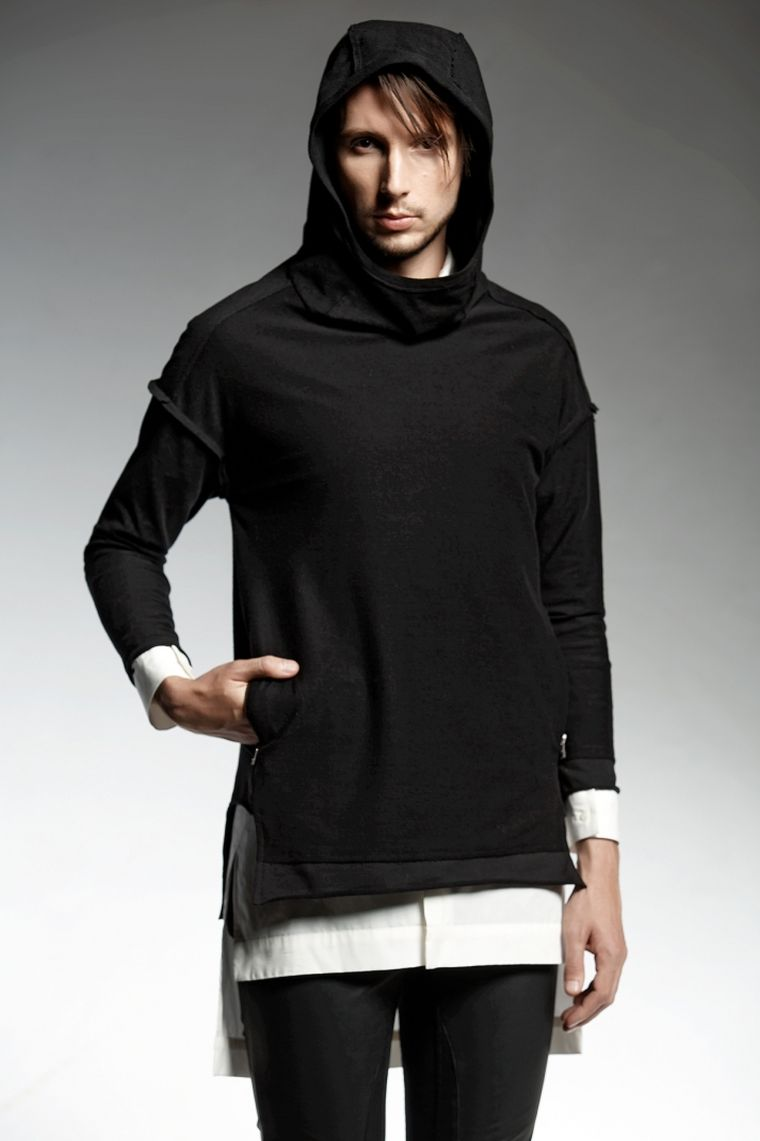 ropa de moda Pendari camiseta manga larga hombre ideas