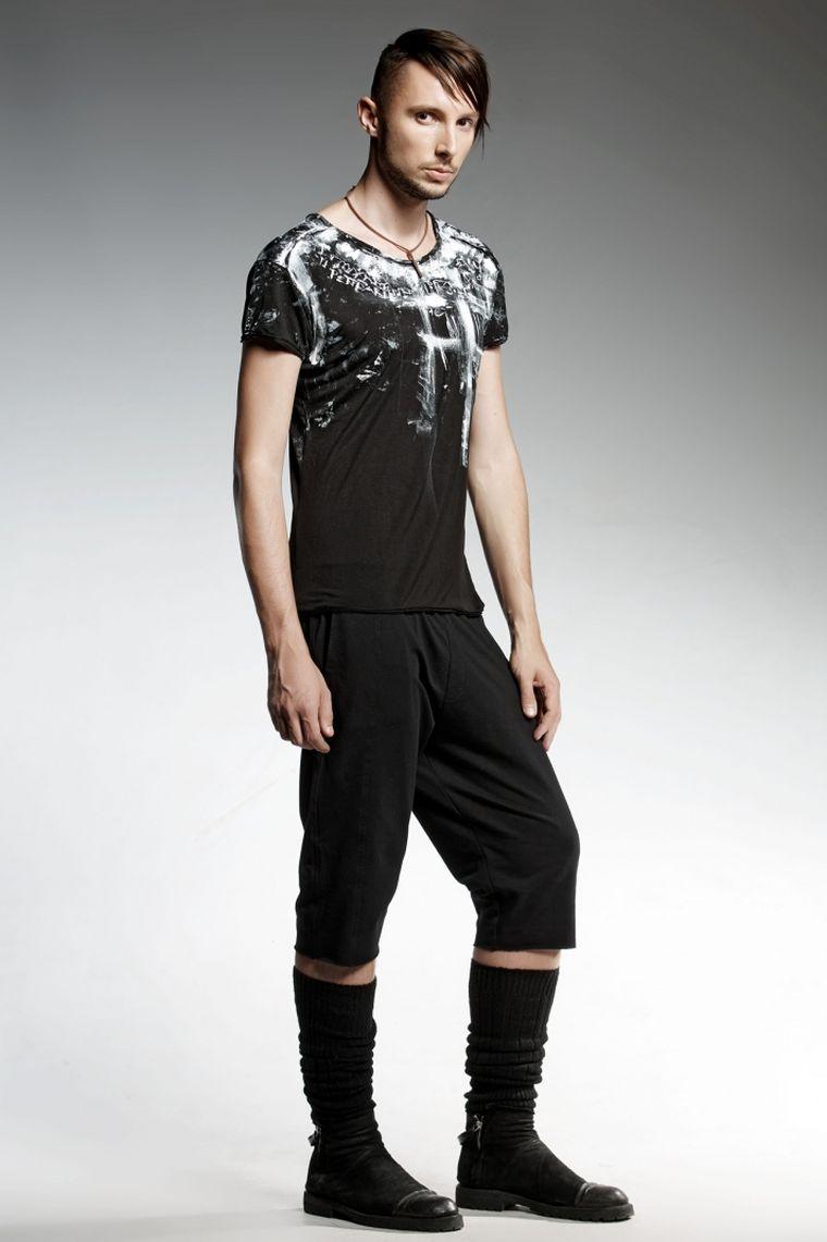 ropa de moda Pendari camiseta moderna roni ideas