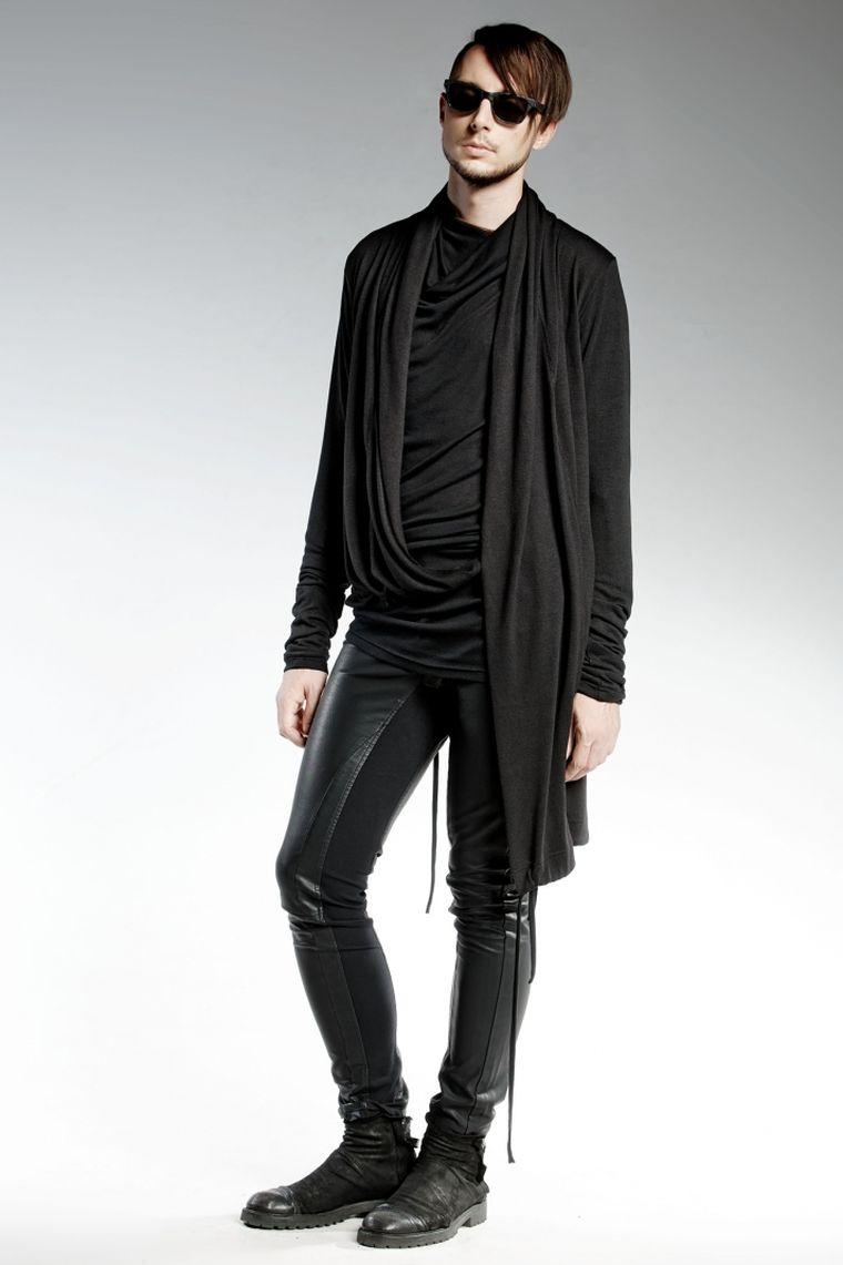 ropa de moda Pendari chaqueta lana uhura ideas