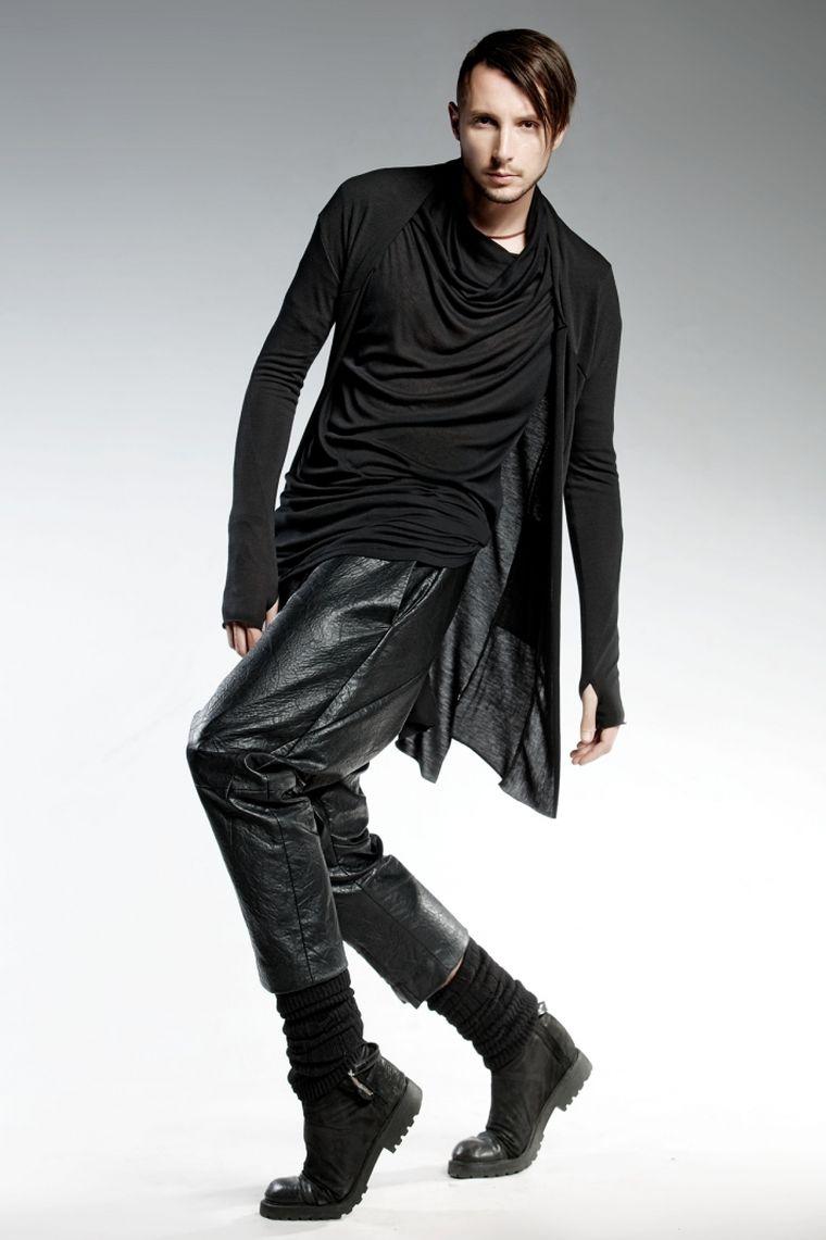ropa de moda Pendari pantalon cuero ecologico valerius ideas