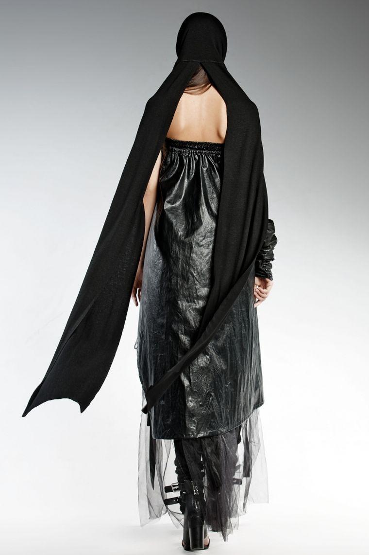 ropa de moda Pendari vestido negro elegante Diva ideas