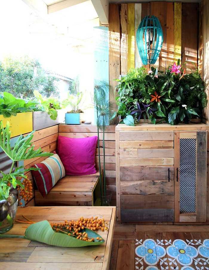 rustico especial muebles madera rosa maderas