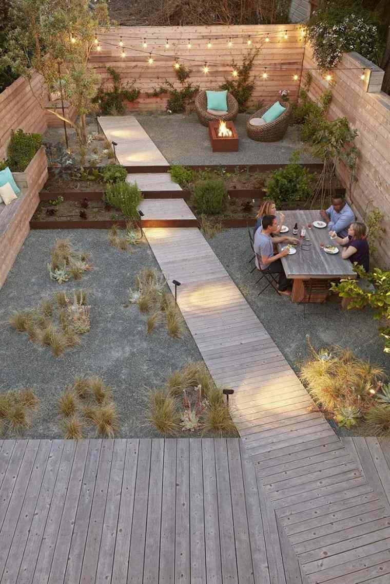 salas imagenes plantas cojines jardines manuañidades