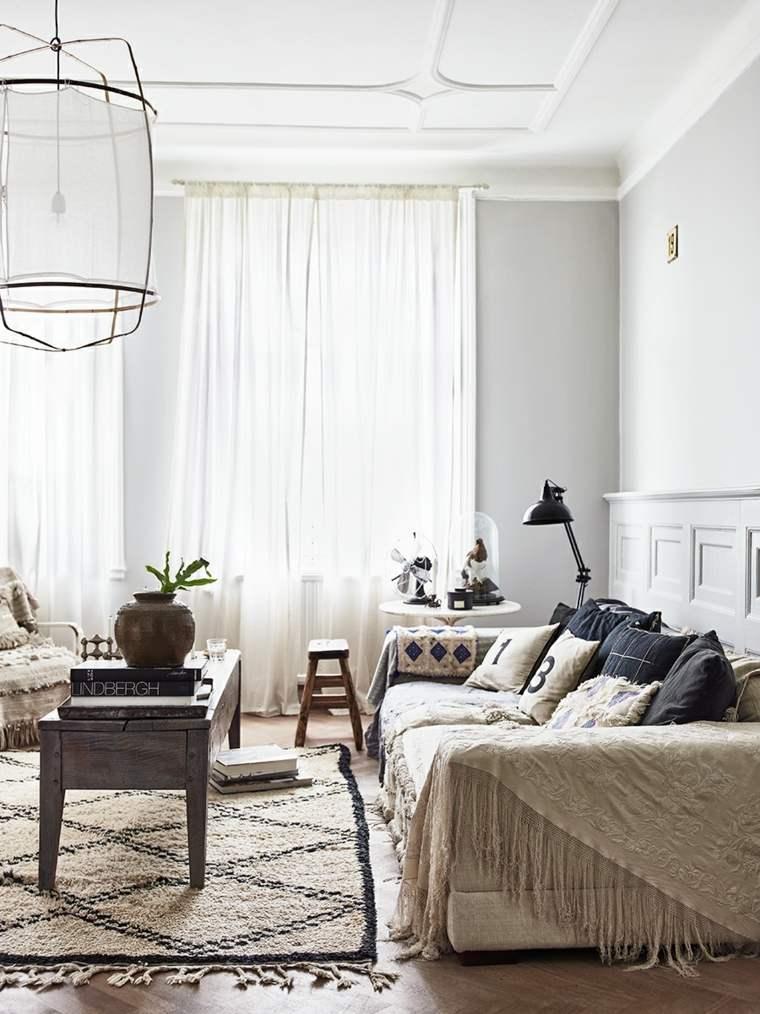 salones de diseno estilo nordico opciones estilo ideas
