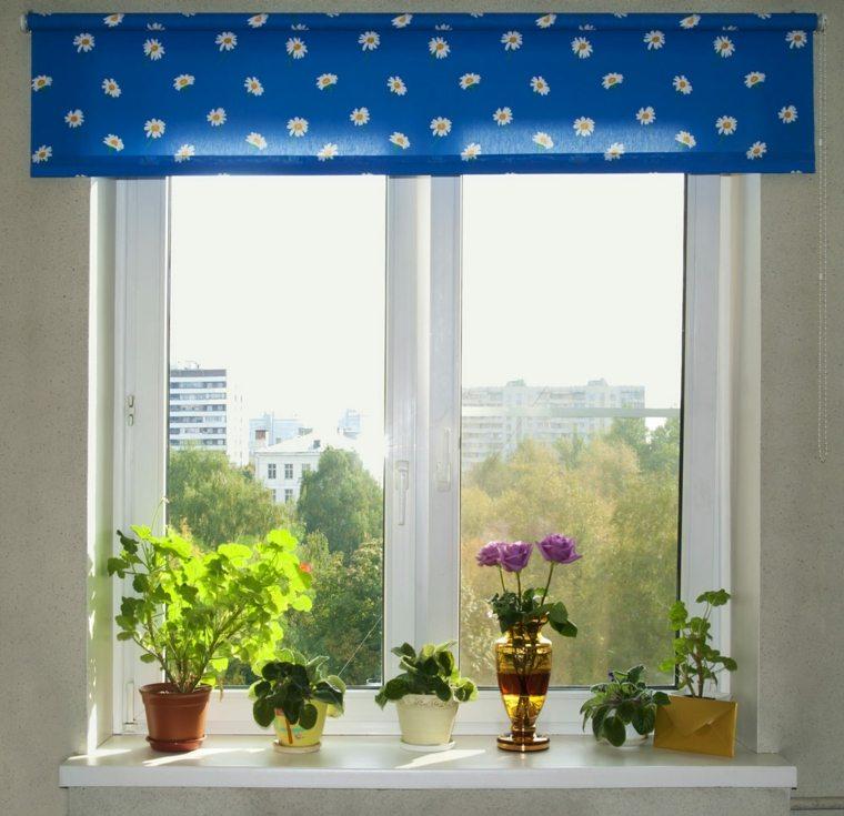 Cortinas para ventanas oscilobatientes para decorar el - Sistemas de estores ...