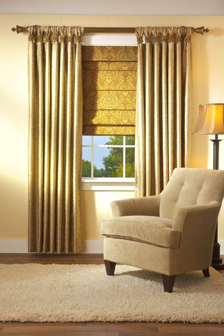 sistemas de cortinas y estores