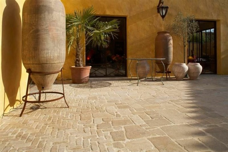suelos r sticos interior para decorar vuestras casas