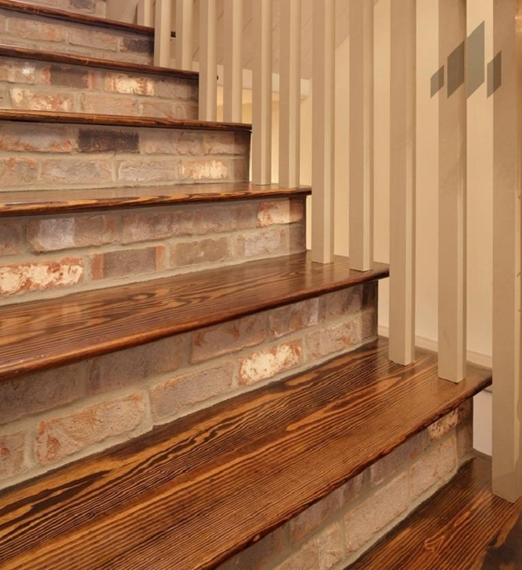 soluciones tradicioales estéticas escaleras