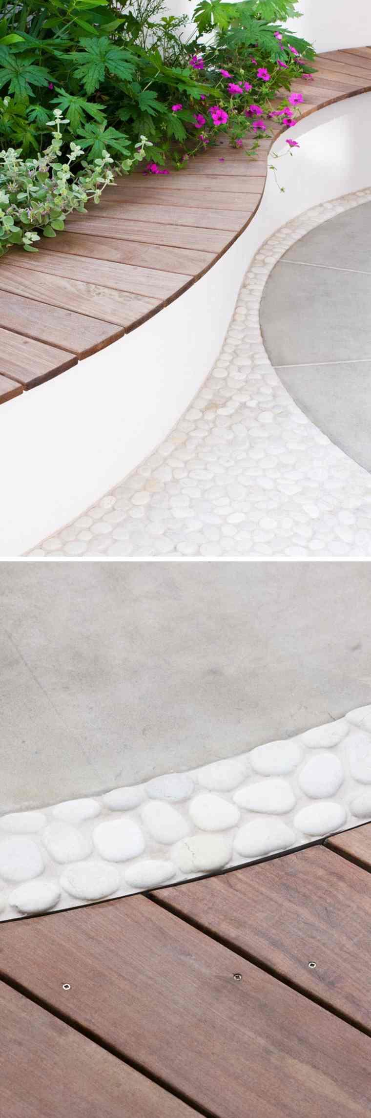 suelo decoraciones llamativo diseño materiales