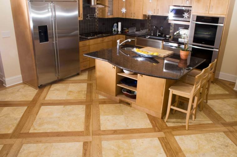 suelos rústicos de interior decorar