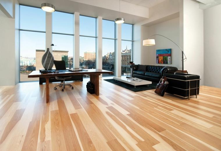 suelos rústicos interior elegante