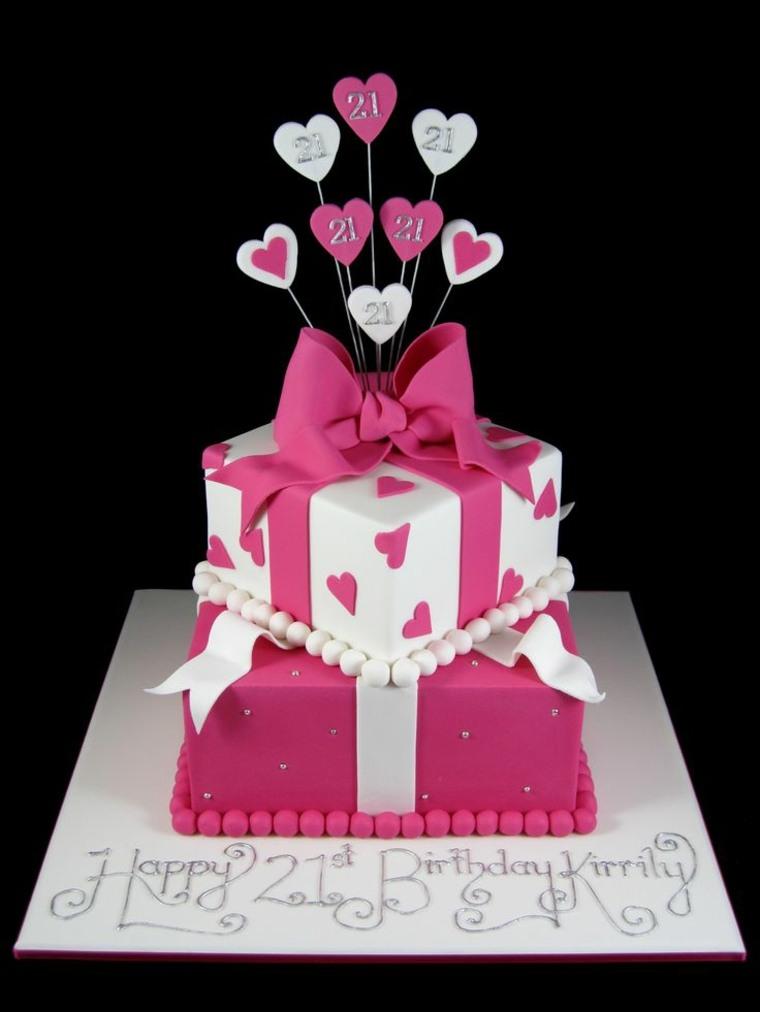 tartas de cumpleaños ideas especiales conceptos