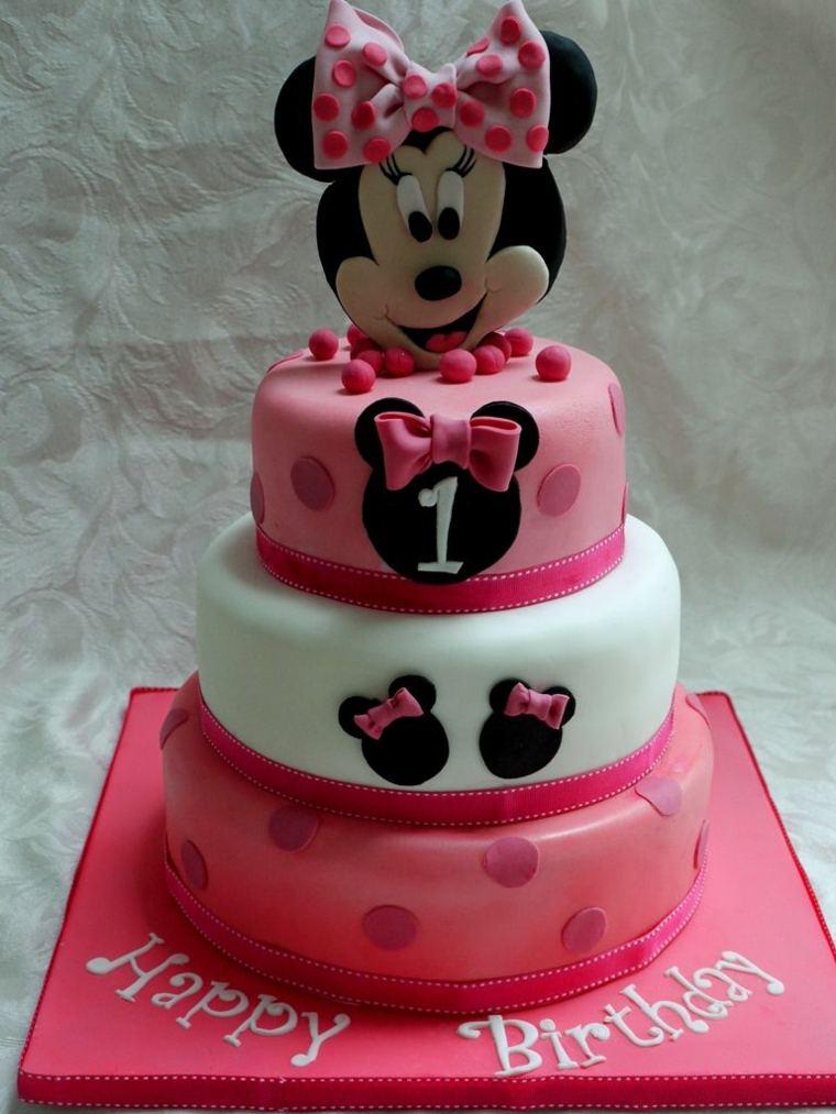 tartas de cumpleaños rosanonas celebraciones letras