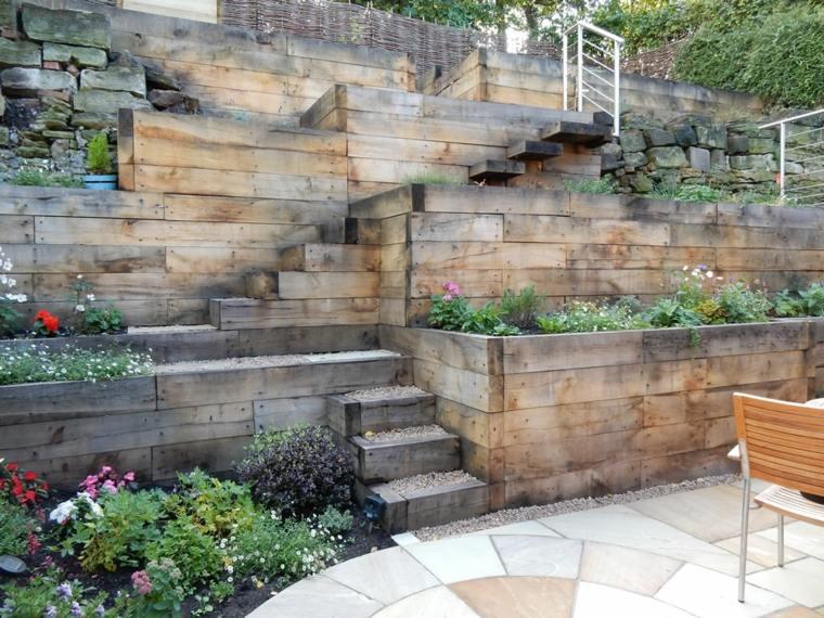 terrazas originales diseno jardin