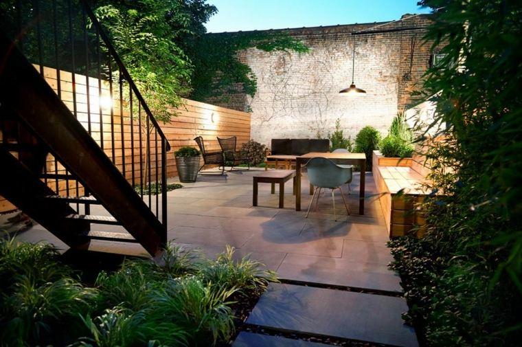 terrazas de diseño espacios intimos modernos ideas