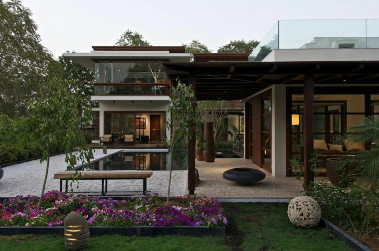 terrazas de diseño original Hiren Patel Architects ideas