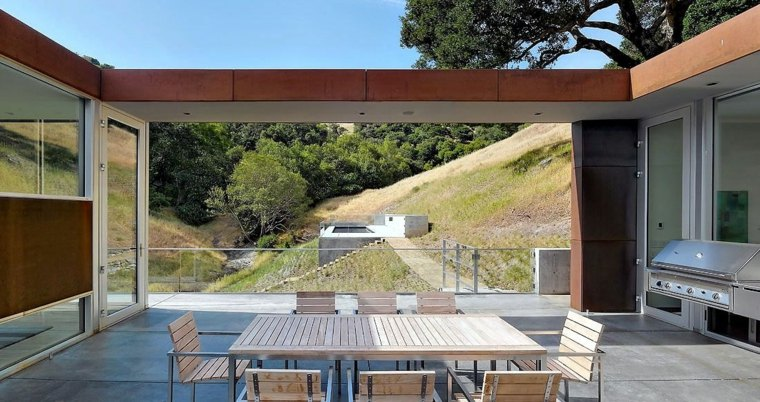 terrazas de diseño original Stanley Saitowitz Natoma Architects ideas