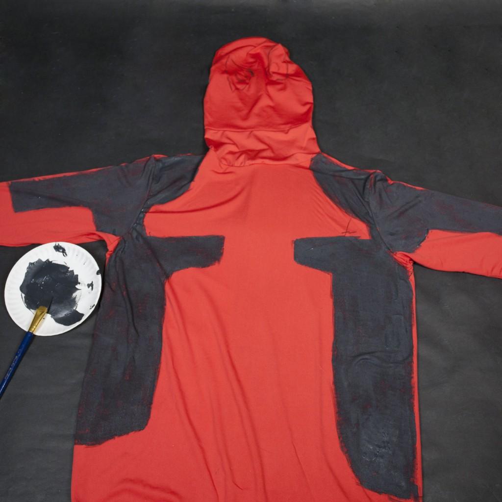 traje heroe diseno original ideas