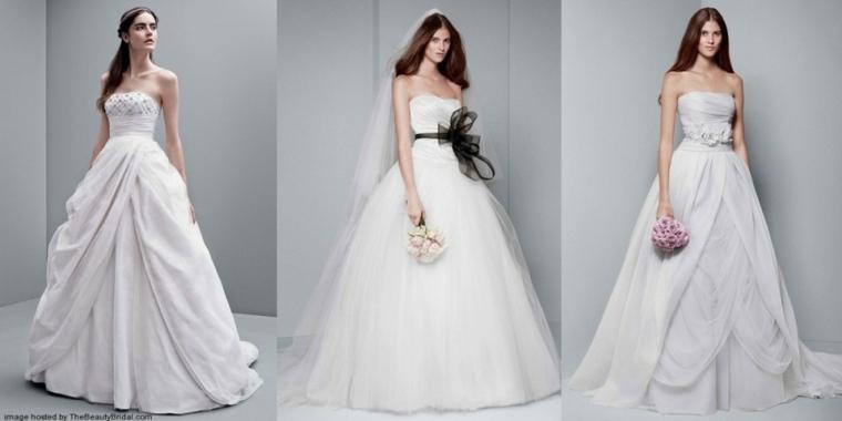trajes de novia modernos