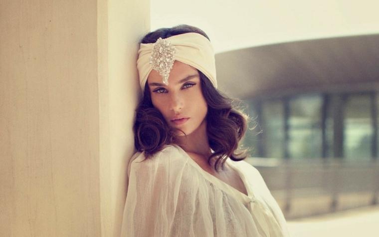turbantes para novias