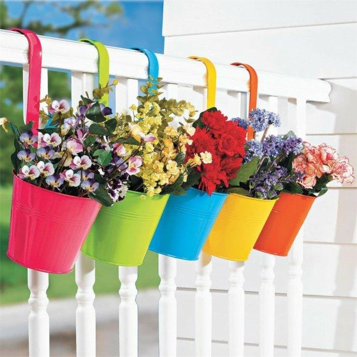 variante metalica adornos balcones flores