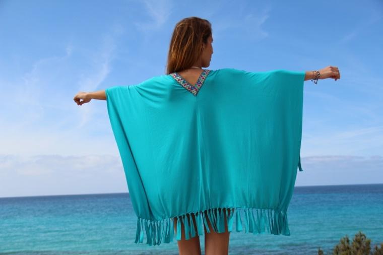 vestidos ibicencos playa modernos