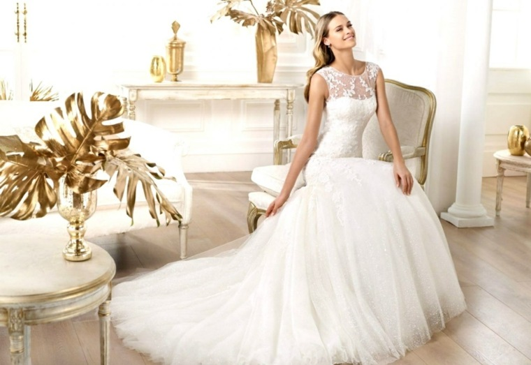 vestidos para boda elegantes