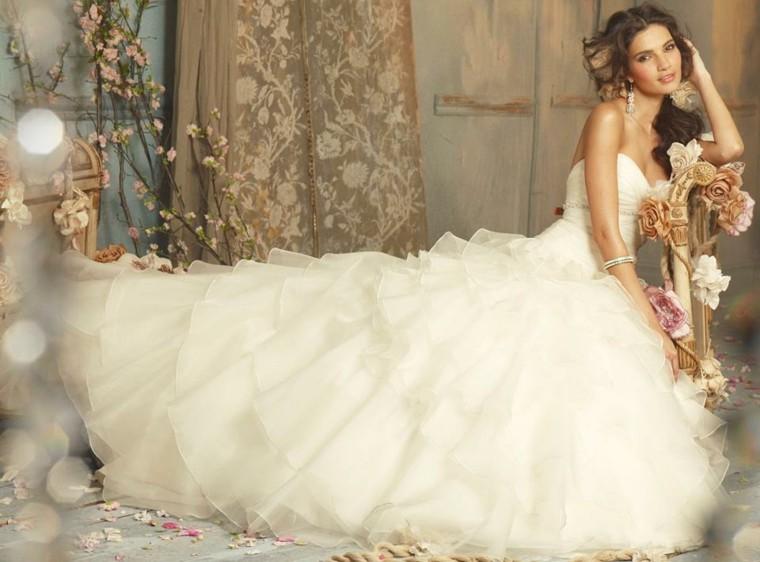 vestidos para boda modernos