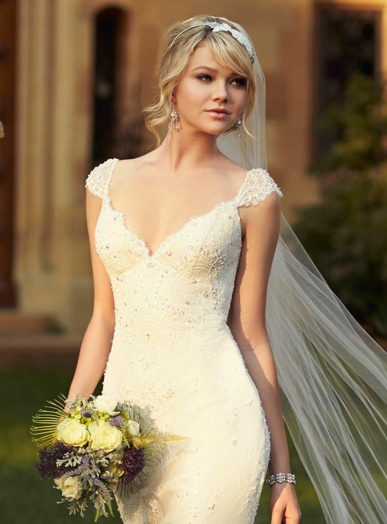 vestidos para bodas modernos