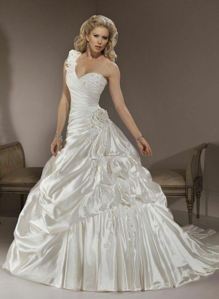 vestidos para novia blancos
