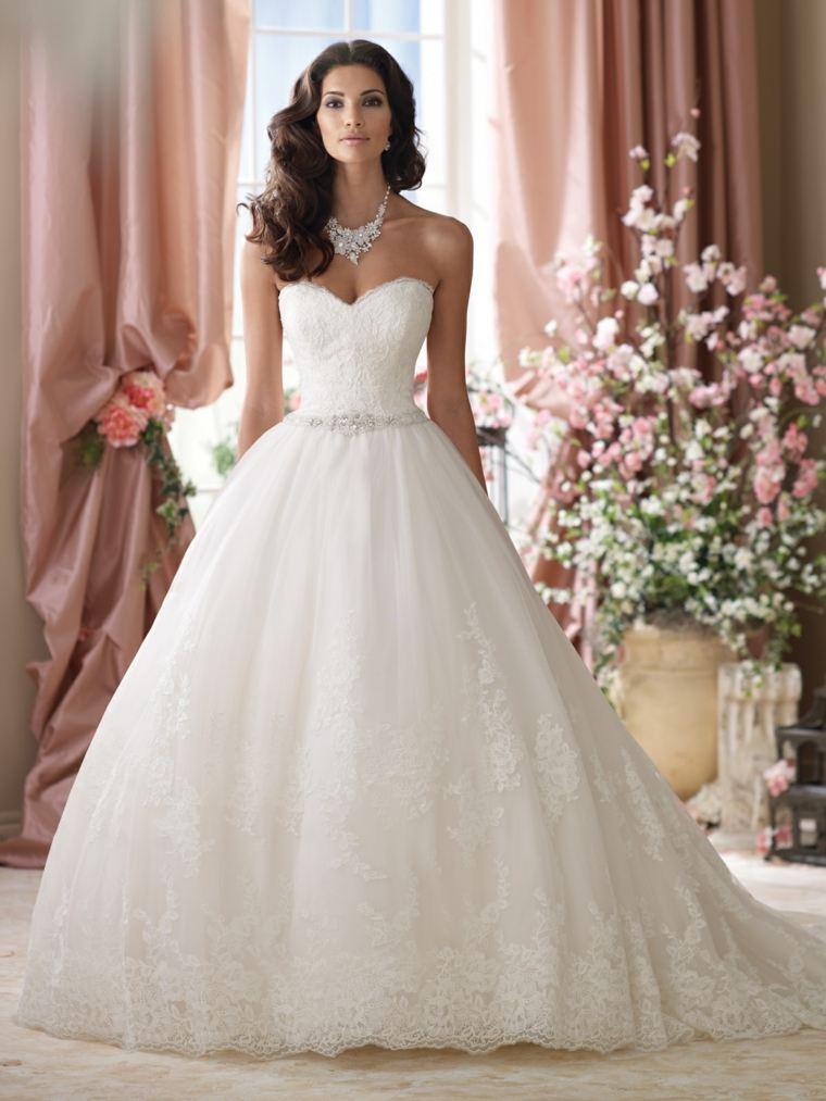 vestidos para novia diseño