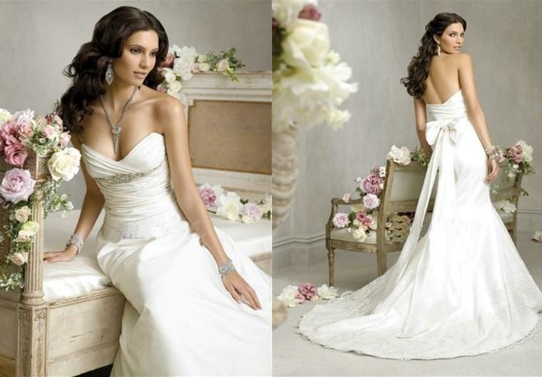 vestidos para novias modernos