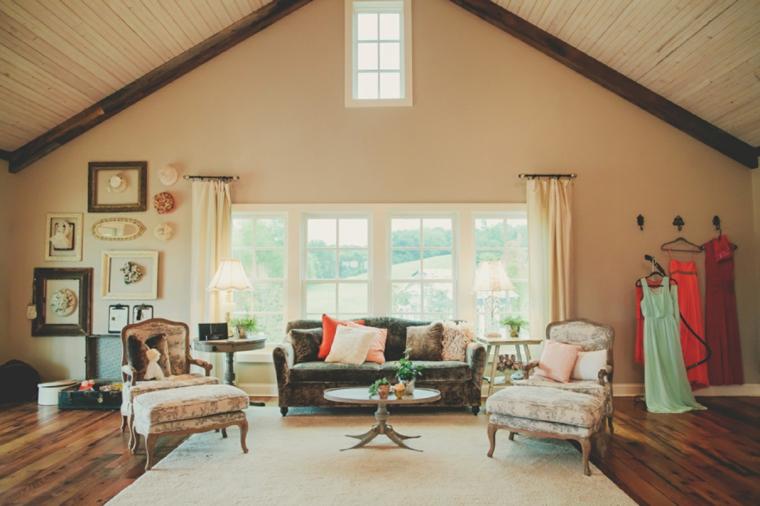 vintage estilo elegantes conceptos muebles altos