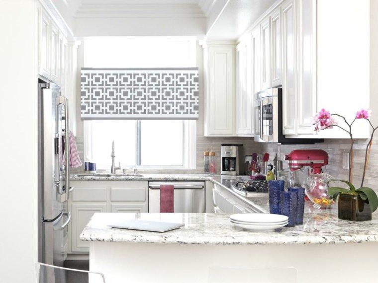 Visillos para cocina dise os inspiradores y muy elegantes for Visillos para banos
