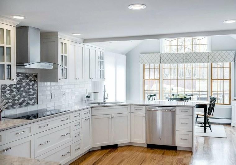 Visillos para cocina dise os inspiradores y muy elegantes for Visillos cocina