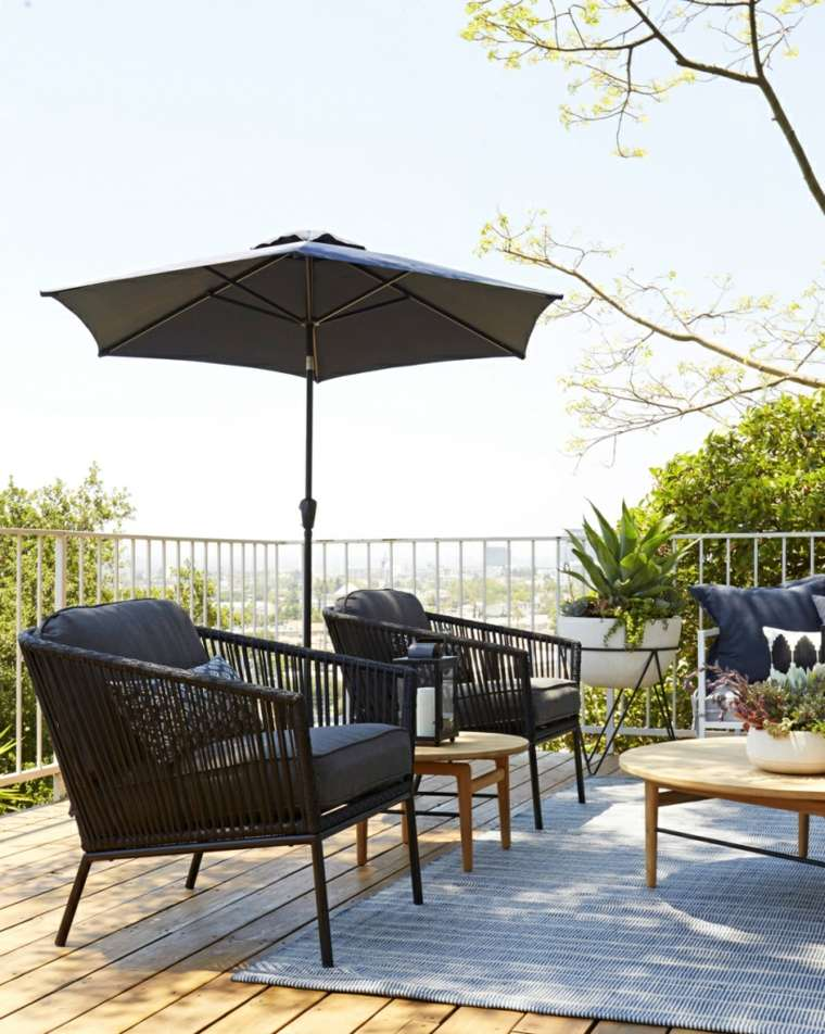 Emily Henderson muebles jardin diseno moderno ideas