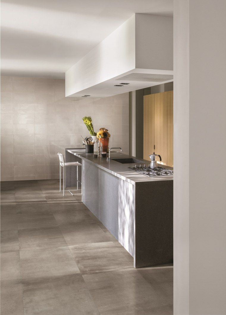 Tipos de suelos de interior y c mo elegir la mejor opci n - Losas para cocina ...