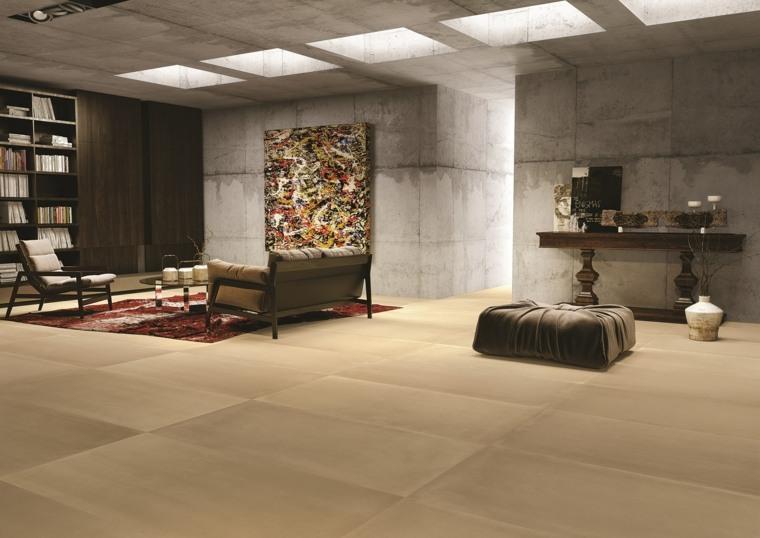 Tipos de suelos de interior y c mo elegir la mejor opci n - Suelos para salones ...